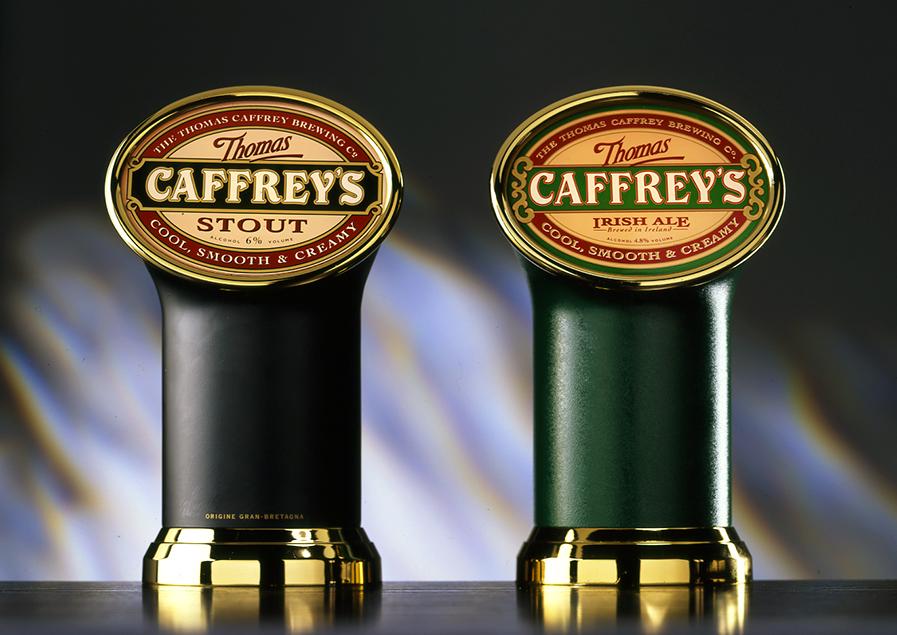 Caffrey's bar font