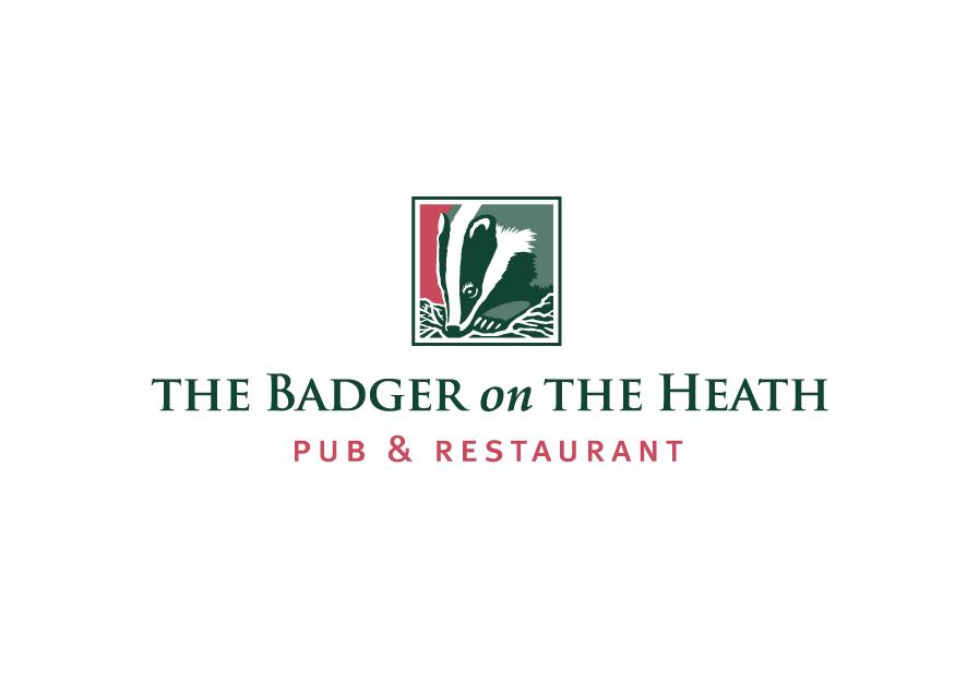 badger-on-heath