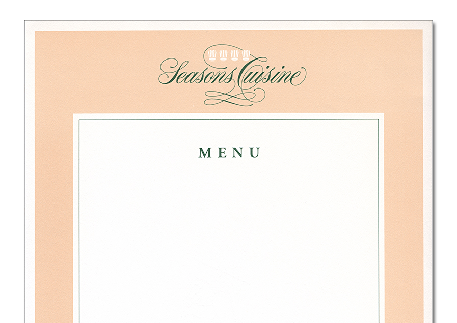 Seasons Cuisine 2