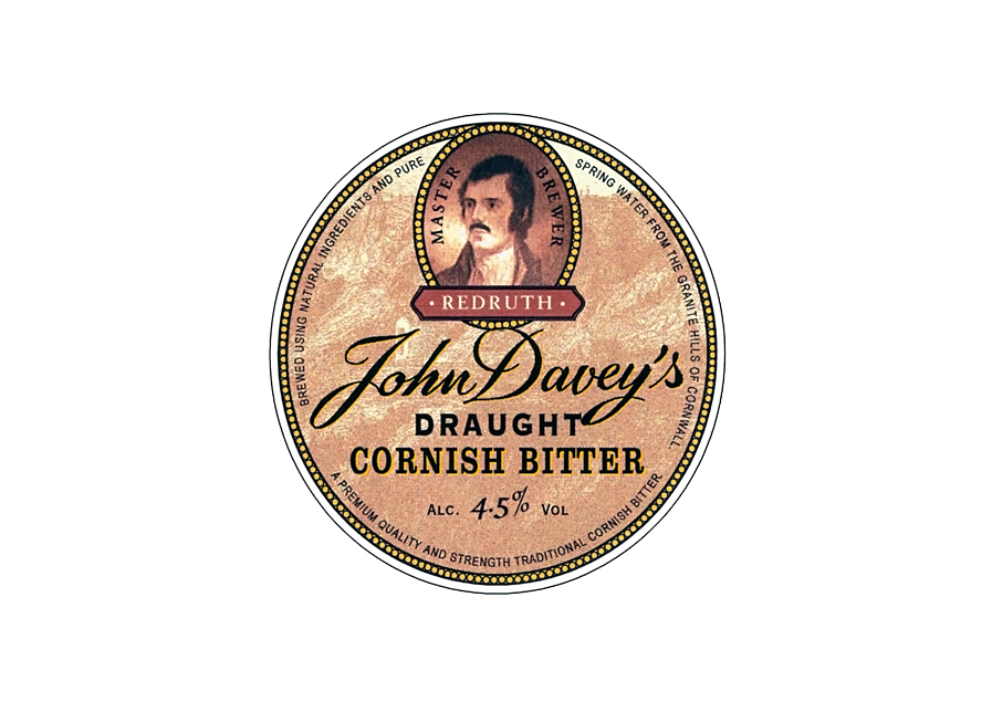 John Davey's Cornish bitter