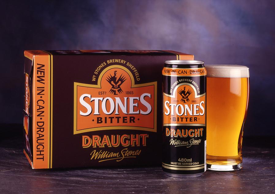Stones Bitter Draught