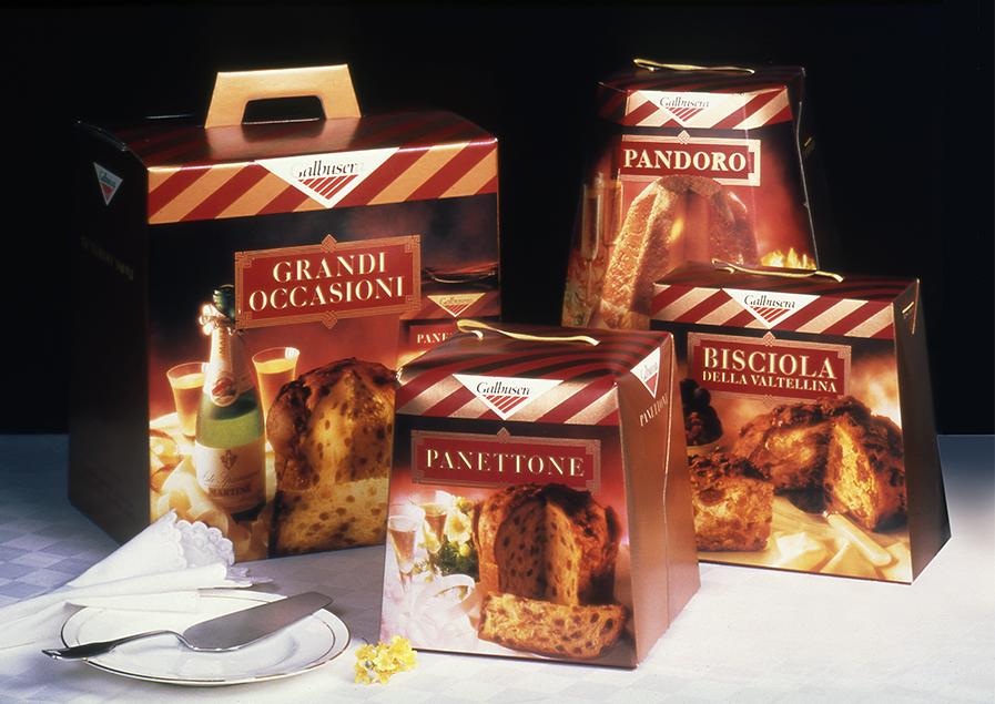 Galbusera celebration cakes
